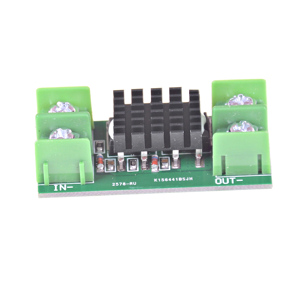 1pc Hot Sale 15A Solar Panel Anti Reverse Irrigation Ideal Diode Battery Charging Board