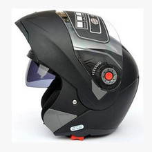 Hotsale JIEKAI 105 Flip Up Motorcycle Helmet motorcross motorbike full face helmet With Inner Sun Visor(China)