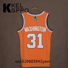 Custom Adult Throwback Basketball Jerseys #31 Dwayne Pearl Orange college Boilermakers Embroidered Basketball Jersey Size XXS-6X(China)