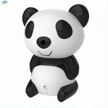HFSECURITY Panda Wifi Security CCTV IP Camera Night Vision Baby Monitor Webcam Wireless Hide camera(China)
