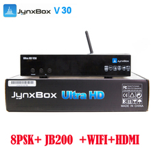 Home use strong digital satellite TV receiver Jynxbox ultra hd V30 for north America