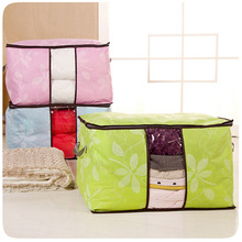 Storage Bags Nonwovens Luggage Bags Home Large Size Storage Organiser Waterproof Clothes Storing Storage Bags -15