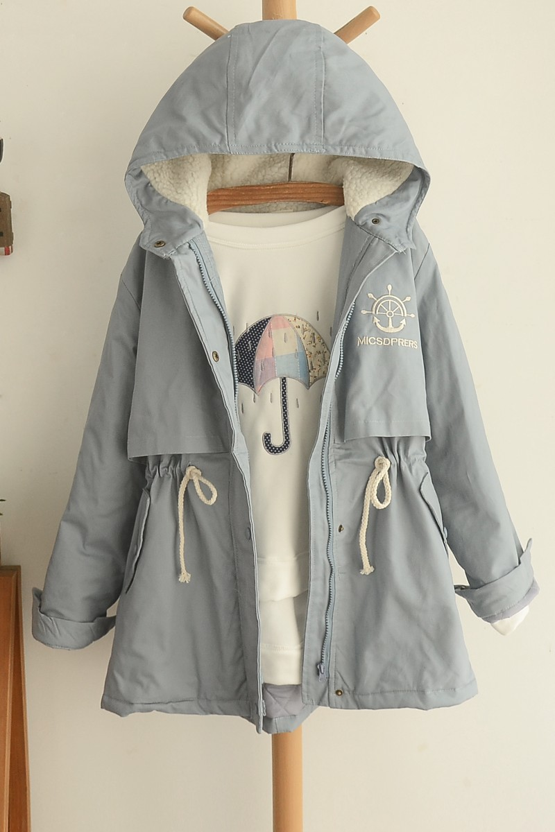 Winter outerwear female 2015 slim waist cotton-padded jacket preppy style outerwear with a hood wadded jacket cotton-paddedОдежда и ак�е��уары<br><br><br>Aliexpress
