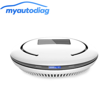 Solar Car Air Purifier Ionizer Oxygen Bar Negative Ion Filter Freshener Cleaner - My Autodiag Store store
