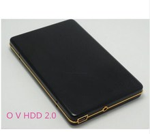 "The New 2017 Hard disk 2 TB 2.5 ""2.0 Portable USB Hard Drive HDD Black 1000gb External Hard drives 3 Year giant free shipping"