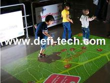 DEFI Interactive Floor Projection for Shopping Mall, Supermarket( 118 different effects ),Kids amusement