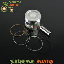 Motorcycle Moped & Scooter Diameter 53mm Piston Accessory Piston Ring Set Kit Assy For Honda CA250