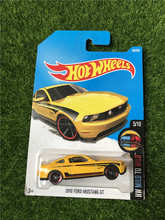 NEW Hot Wheels 2010 FORD MUSTANG GT Metal Diecast Cars Collection Kids Toys Vehicle For Children Juguetes Toy Gifts(China)