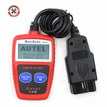 2018 New Made Original MS309 OBD2 OBDII EOBD Scanner Car Code Reader Data Tester Scan Diagnostic Tool free shipping(China)