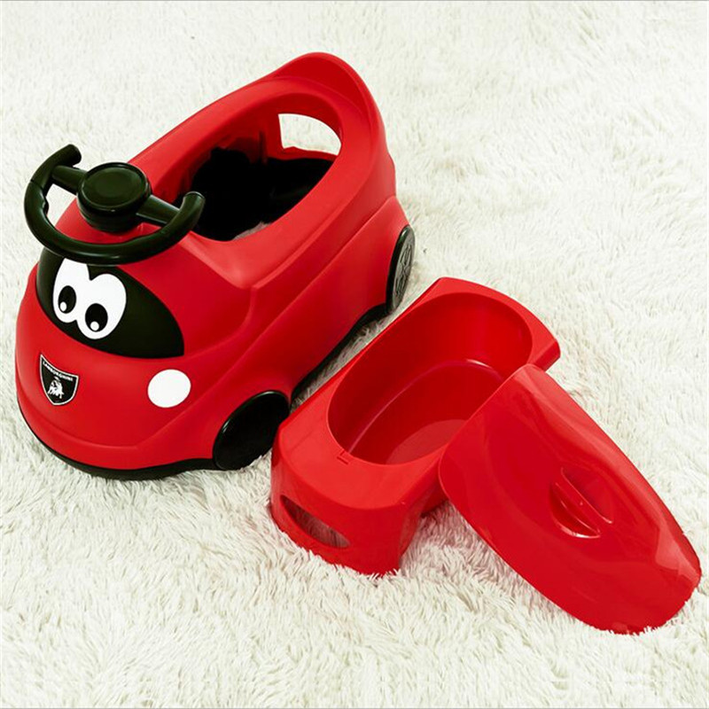 2017 Brand New Bebe Car Toilet Portable Cartoon Potties&Seats Kids Potty Training Toilets WC For Baby Boy&Girls 6 months-6 years09