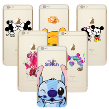 Minnie Case Coque iPhone 7 4 4S 5 5S 5C SE 6 6S Plus Silicone Cover Samsung Galaxy J3 J5 A3 A5 2016 Grand Prime Cases - HK Easn Group Limited store