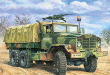 ITALERI 279  1/35 Scale  M923 A1 Truck Big Foot Plastic Model Building Kit