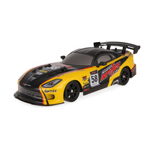 Fashion Cool Boy's Gifts Racing Car 1138 1:16 Scale 27MHz 4WD Drifting Car On Road RTR RC Cars Toys Mini Remote Control Model(China)
