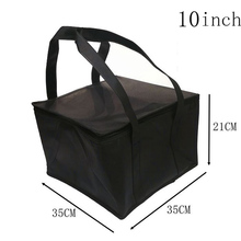 12L 17L 26L portable cooler bag cake pizza insulated carrier cool bag  thermal lunch picnic box 6a71de9cbf0c