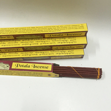 Tibetan Purely Handmade From Highly Flavoured Medicinal Herbs, With 27cm Length Buddha Supply Hand Making Potala Incense Sticks(China)