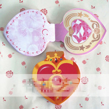 2PCS Sailor Moon Memo Pad Cute Notebook Post it Note Sticky Pad Notes Scratch Posted Sticky Notes Paper Sticker Stationery