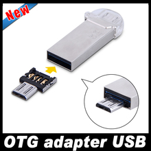 2015 Hot Sell OTG Adapter USB Turn Android Phone Computer Tablet DM OTG Connections Adapter USB Adapter Cable Interface