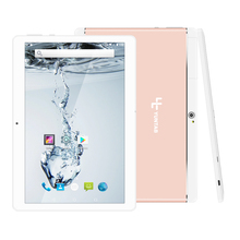 Yuntab K17 Tablet PC Quad-Core Android 5.1 touch screen1280*800 unlocked smartphone Built in 2 Sim Card Slots(rose gold alloy)(China)
