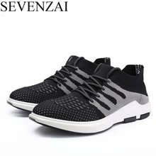 black red high quality for me shoes 2017 newest luxury brand hot sales outdoor sport running sneakers breathable mesh men shoes