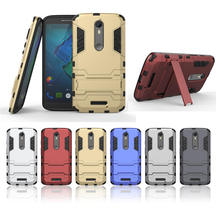 For Motorola Moto X Force Case Hybrid Silicone +TPU Case Cover For Moto Droid Turbo 2 / Moto X Force Case XT1580 XT1581 XT1585