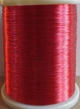 Free Shipping 0.3mm Enameled Copper wire Magnetic Coil Winding 50m / pcs QA-1-155 Red Magnet Wire