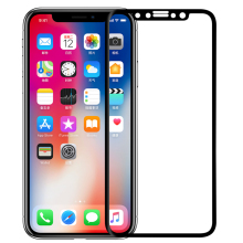 Nillkin For iPhone X screen protector Soft Edge Amazing AP+ Pro Film For iPhoneX Tempered Glass Full screen cover 5.8 inch(China)
