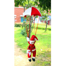 Christmas Decoration for Home Snowman Ornament Parachute Christmas Doll Pendant New Year Decor Christmas Toys