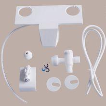 Durable Toilet Bidet Water Spray Seats Mayitr Hand Operation Smart Toilet Water Spray Seat Bathroom Toilet Bidet Accessory