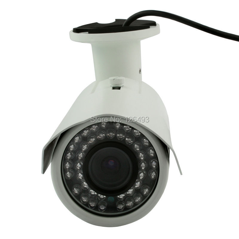 Outdoor  1/3CMOS  PC3089  700TVL cctv bullet  camera with 6mm lens<br><br>Aliexpress