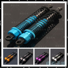 2pcs HSP 108004 188004 Aluminum Alloy Metal Shock Absorber 105mm 08001 08058 1/10 Upgrade For Monster Bigfoot Truck 94111 94188