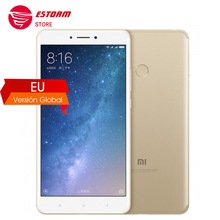 "Xiaomi Max 2 Mobile Phone 5300mAh Snapdragon 625 Octa Core 6.44""  QC 3.0 Andriod 7.1 Global Version"