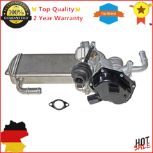 Новый клапан EGR кулер для VW MULTIVAN T5 транспортер T6 шины МК V MK5 2,0 TDI 03L131512DS, 03L131512CB(China)