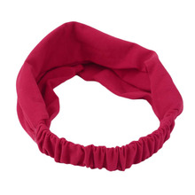 NEW Lovely Wash Face Makeup Cosmetic SPA Womens Loose Hair Band Elastic Soft Comfortable Lady Headband Hair Accessory