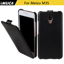 Cell Phone Case For Meizu M3S Cover for Meizu M3S M3 Mini M3S Mini Case Leather Flip Cover Shell Phone Accessories IMUCA Case(China)