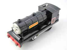 Electric Thomas Train T043E DOUGLAS Thomas And Friends Trackmaster Magnetic Tomas Truck Locomotive Engine Railway Toys for Boys(China)