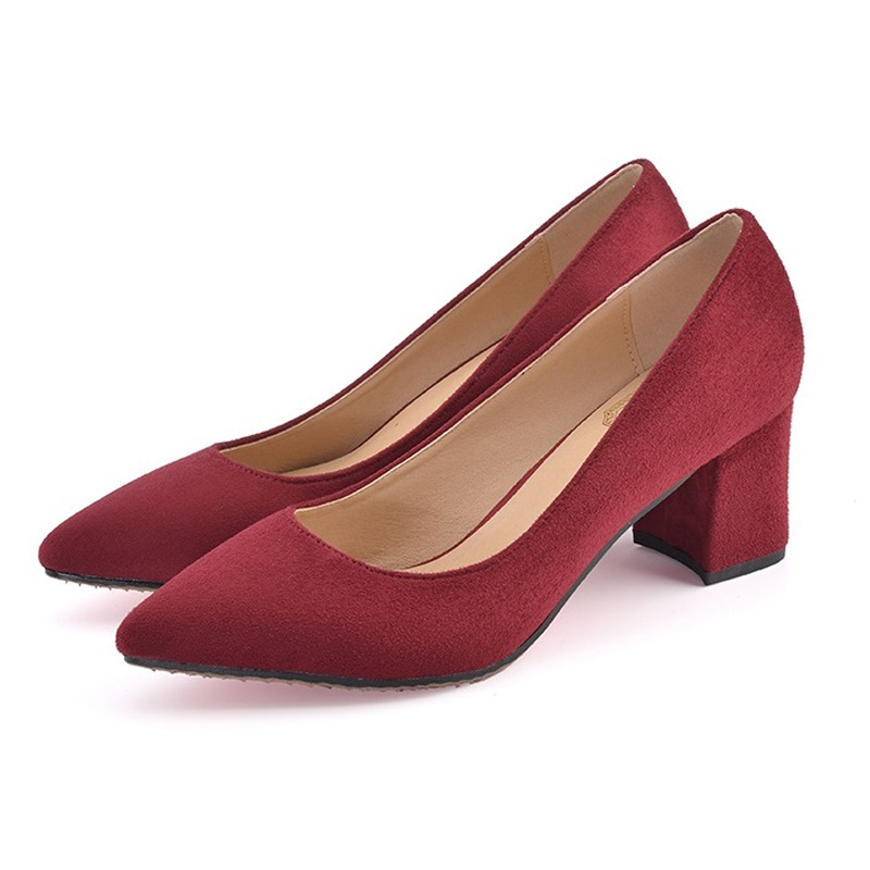 2017 Small Size 31-43 Sexy Pointed Toe High Heels Women Pumps Ladies Office Shoes Woman Chaussure Femme Talon Mariage 32 33 34<br>