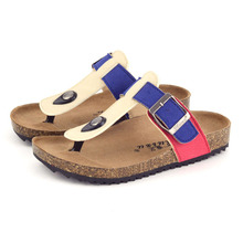 Summer Kids Gladiator Sandals for Girls Boys Cork Sandals Toddler Baby Boy Girl Slippers Outdoor Beach Children Shoes Flip Flops