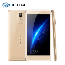 "Original Leagoo M5 3G WCDMA Mobile Phone 5.0"" 1280x720 MT6580A Quad Core Android 6.0 2GB RAM 16GB ROM 8.0MP 2300mAh Fingerprint"