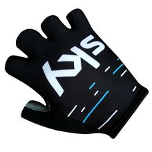 Veobike 2017 team sky Cycling Gloves Bike Sport Gloves Guantes Ciclismo GEL pad Shockproof Gants Half Finger Bicycle gloves G181