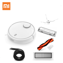 Xiaomi Mi App Smart Phone Control Robot Vacuum Cleaner Wirless Intelligent Vacuum Cleaner Robot with Brush Filter Virtual Wall(China)