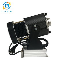 New Model OUTDOOR Rustproof Static Image 40W LED Projector Waterproof IP65 High Definition 40W Custom Logo Gobo Projector Lights(China)