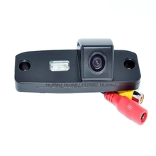 wire wireless Car Rear reverse camera for Hyundai Elantra/Sonata NF/Accentt/Tucson/Terracan/Veracruz/chrysler 300 300C CAM(China)