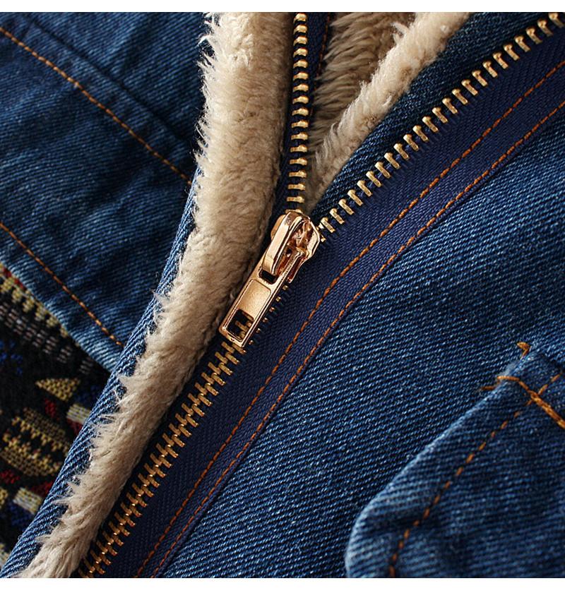 معطف الشتاء فضفاض 11
