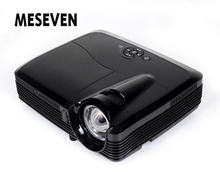 Brand New 6500 Lumens Long Life LED Lamp Active Shutter 3D Full HD 1080P DLP Projector Multimedia for TV Video Home Theater