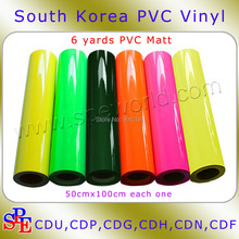 Heat Transfer Film Total 0.5*6M=One Meter Per Roll / Heat Press Transfer PVC Vinyl Film