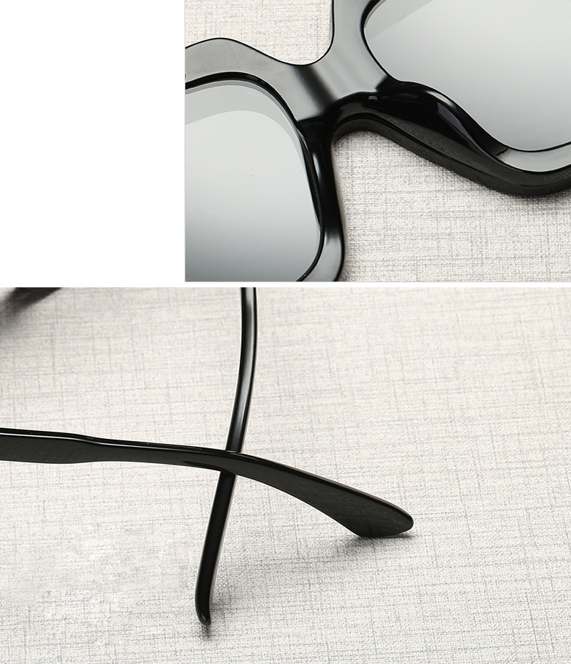 2018 New Square Unisex Sunglasses (13)
