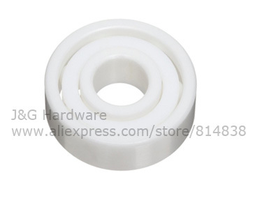 7002 Angular Contact Full Ceramic Ball Bearing 15x32x9 Bearing Zirconia Oxide<br>