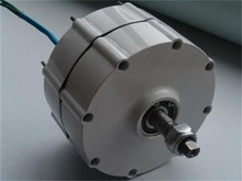 Small 500w ac permanent magnet generator with CE made in China
