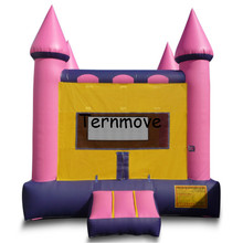 Inflatable Jumping Castle For Kid and adult,Inflatable Moonwalk Jumper for sale,inflatable air castle with free air blower(China)