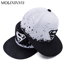 MOLIXINYU Fashion! 2018 Baby Cap For Children Hats Adult Snapback Cap For Girls Cap Kids Hat Baby Girl&Boy Hat Hip Hop Hat(China)